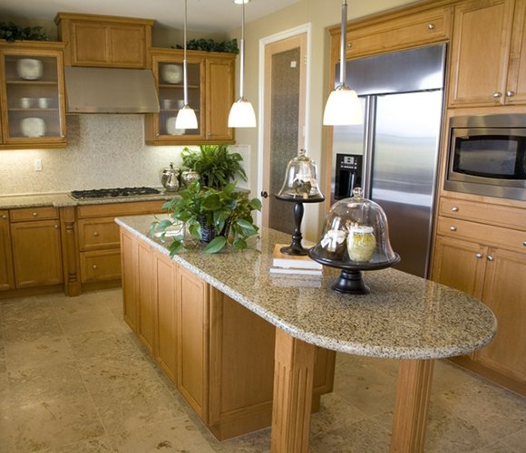 Marble Composite Kitchen Worktops
