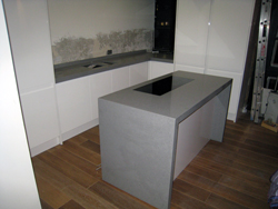 CAESARSTONE Quartz Kitchen Worktops in Tower Hill