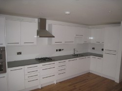 Quartz Kitchen Worktops London Kilburn