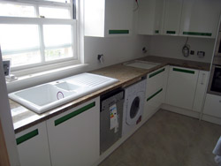 Kashmir Gold Granite Worktops - West Hampstead