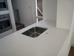 Kensington - CAESARSTONE Quartz kitchen worktops
