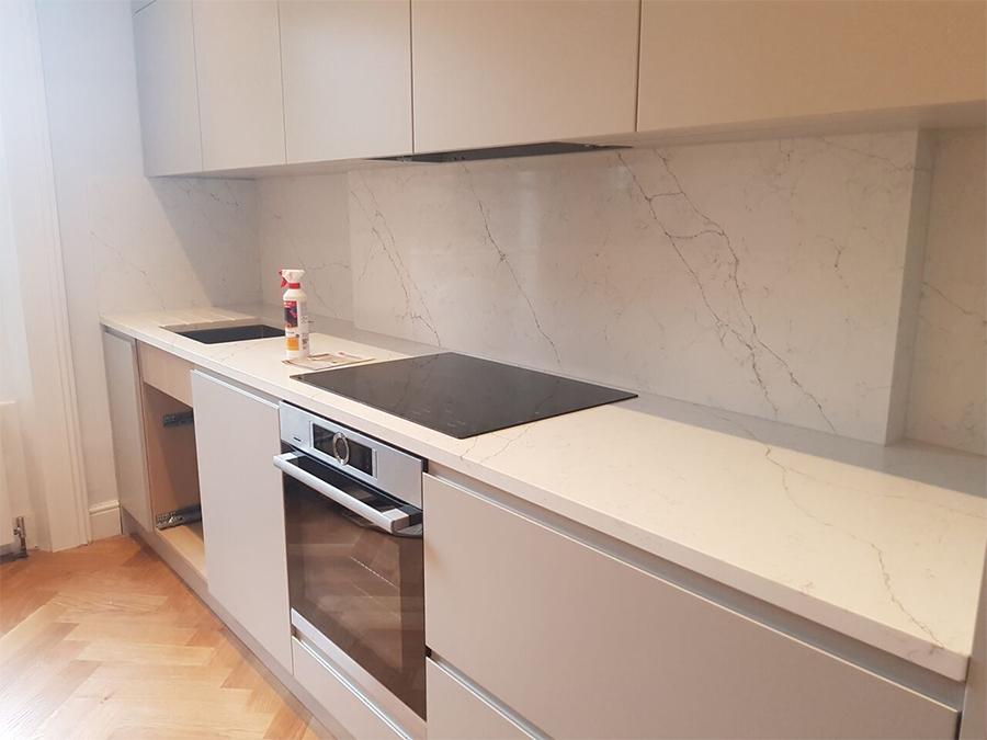 Silestone Quartz Kitchen Worktop Richmond
