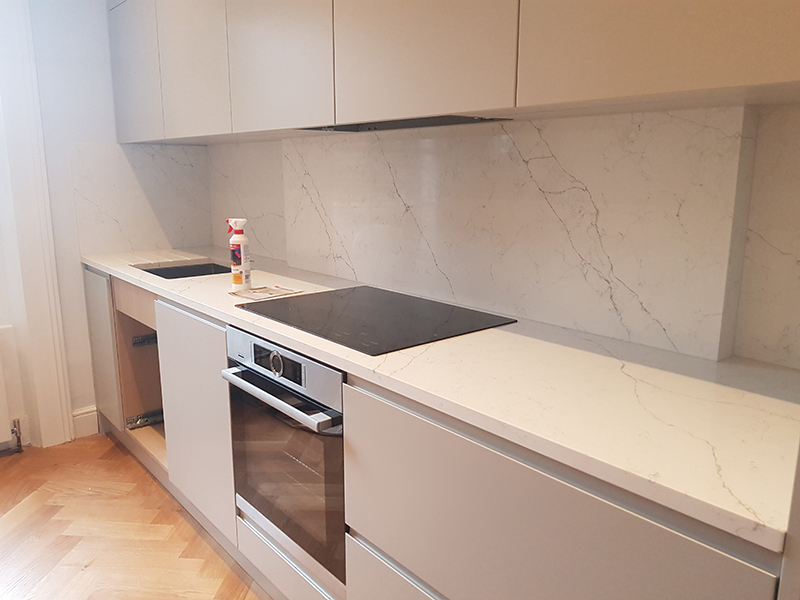 Silestone Quartz Kitchen Worktop Richmond