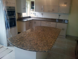 Giallo Veneziano - Granite Kitchen Worktops in Surbiton